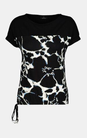 Monari Blumendruck Shirt