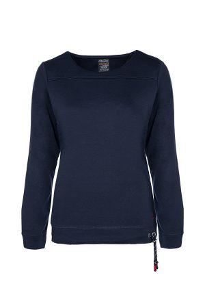 Sweatshirt Soquesto navy