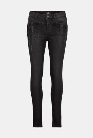 Monari Jeans schwarz Red Y 1
