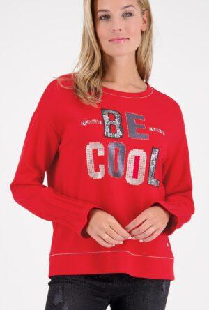 monari sweatshirt rot 5