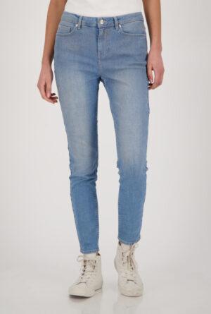 Monari Jeans mit Glitterprint 5