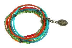 5450543913827___Konplott-Armband-elastisch-Petit-Glamour-d-Afrique-multi-antique-brass