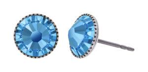5450543920153___Konplott-Ohrstecker-Black-Jack-blue-aquamarine-antique-silver