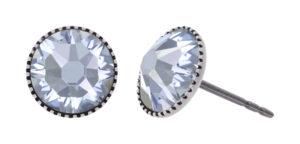 5450543920528___Konplott-Ohrstecker-Black-Jack-white-crystal-antique-silver