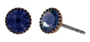 5450543920658___Konplott-Ohrstecker-Black-Jack-lila-tanzanite-antique-copper