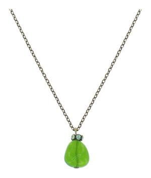 5450543923321___Konplott-Kette-mit-Anhaenger-Candycal-green-light-antique-brass