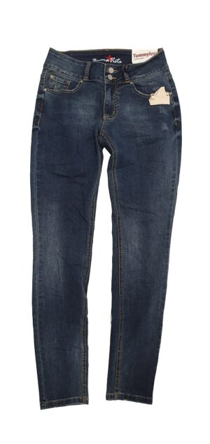 Buena-Vista-Jeans-Tummyless-mid-blue-destroyed-2