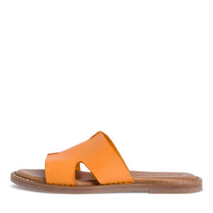 001-27135-24-Tamaris-Pantoletten-aus-Leder-in-Orange-
