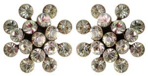 5450543683478Konplott-Ohrstecker-Magic-Fireball-mini-whitelight-rose-crystal-antique-brass