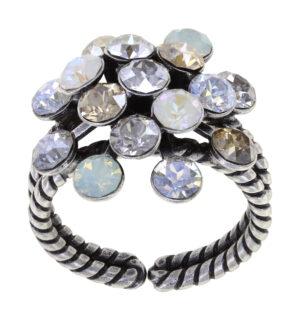 5450543903880_Konplott-Ring-–-Magic-Fireball-weissgrau-antique-silver
