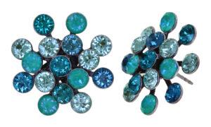 5450543904481_Konplott-Ohrstecker-–-Magic-Fireball-bluegreen-antique-silver-