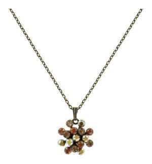 5450543914862Konplott-Halskette-mit-Anhaenger-–-Magic-Fireball-MINI-brown-antique-brass