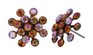 5450543915029___Konplott-ohrstecker-mini-magic-fireball-orange-antique-brass