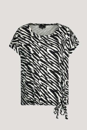 monari-kurzarm-shirt-zebra