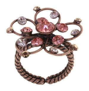 5450543912288_Konplott-Ring-Lovely-Lucy-Rococo-Blush-beige-pink