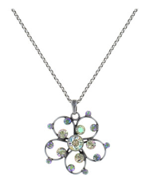5450543912530_Konplott-Halskette-mit-Anhaenger-Lovely-Lucy-Paradise-Illumination-lila