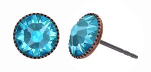 5450543919379___0Konplott-Ohrstecker-Black-Jack-blue-light-turquoise