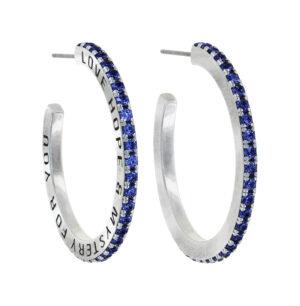5450543925905___Konplott-Creolen-Daily-Glam-Light-Sapphire-antique-silver-35mm