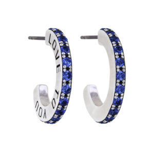 5450543941103___Konplott-Creolen-Daily-Glam-Light-Sapphire-antique-silver-19mm
