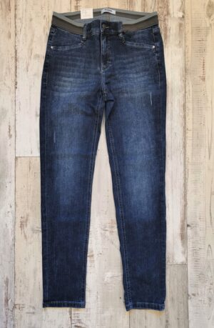 Angels-Jeans-Skinny-Sporty-blue-used-2