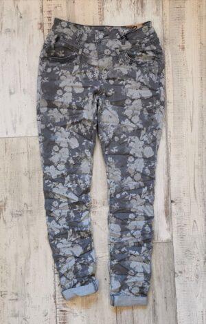 Buena-Vista-Florida-Jeans-flower-print-2